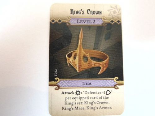 md - l2 treasure card (kings crown)